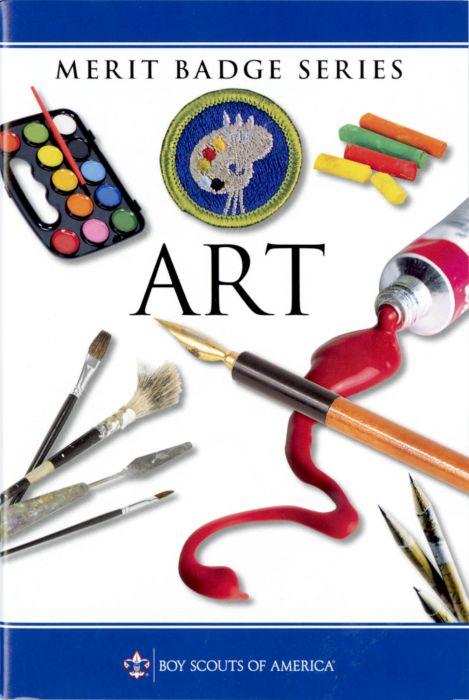 Art Merit Badge Book.jpg