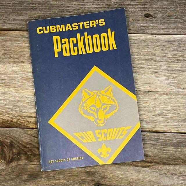 Cubmaster的包包