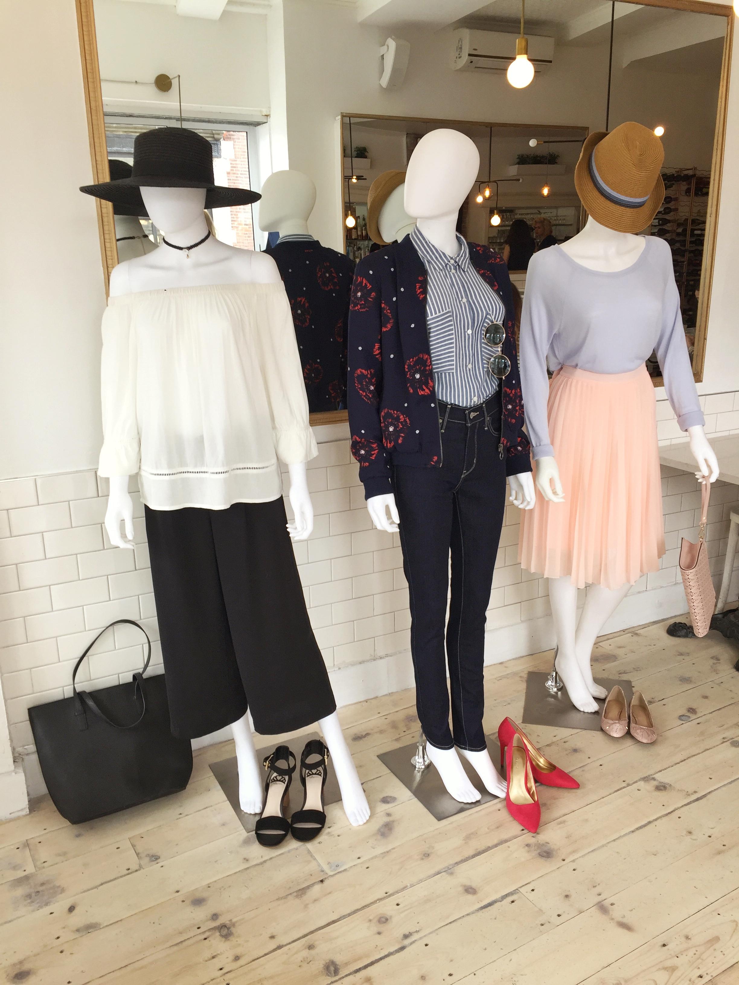 La très belle collection tendance printemps-été de chez Sears, telle qu'elle nous a été présentée à un chouette événement auquel j'ai été invitée récemment...