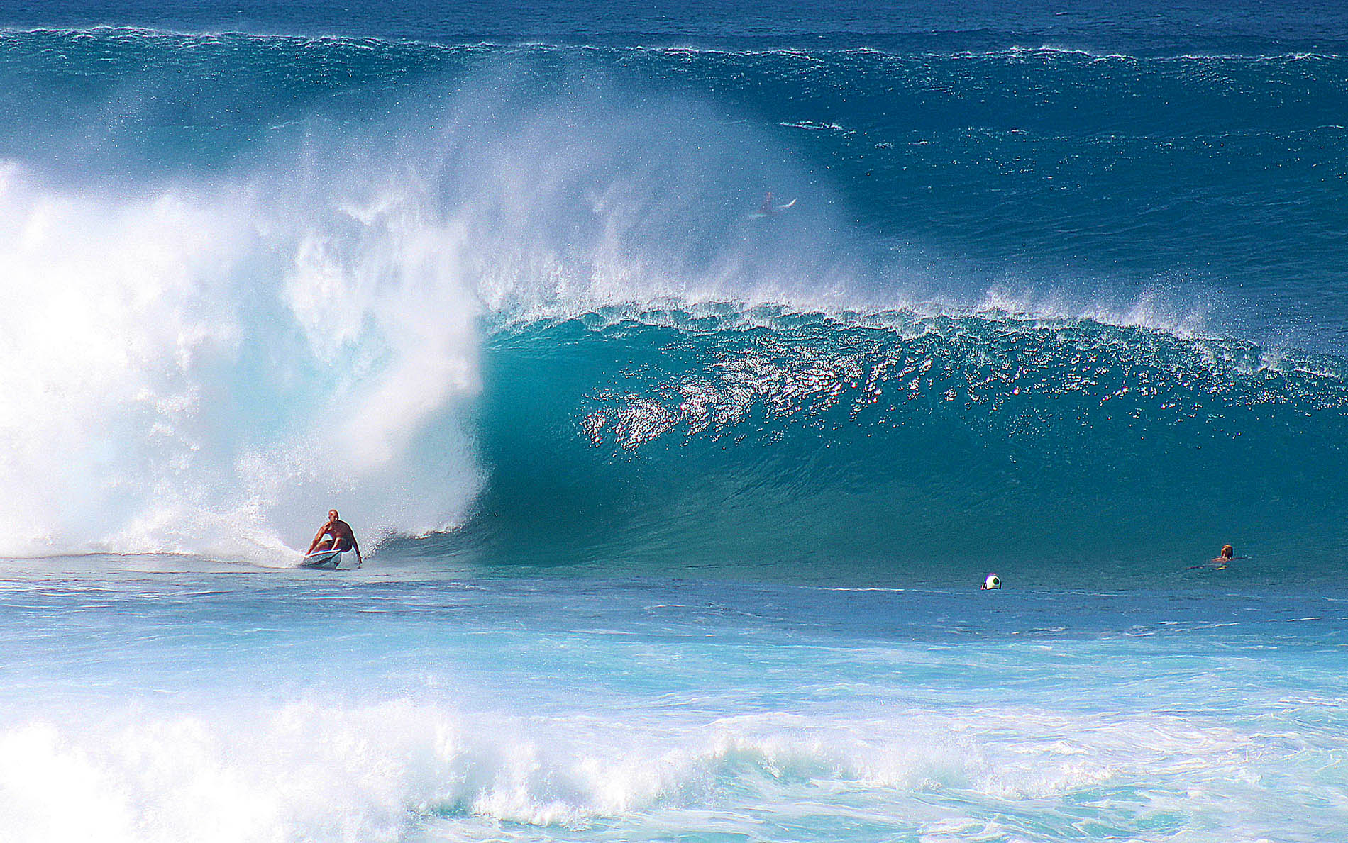 pipeline bottom turn