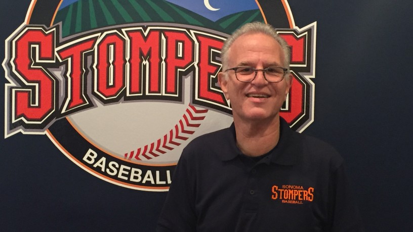 Jonathan Stone brings more than 25 years of sales and marketing experience to Stompers front office.   Staff Photo/Sonoma Stompers