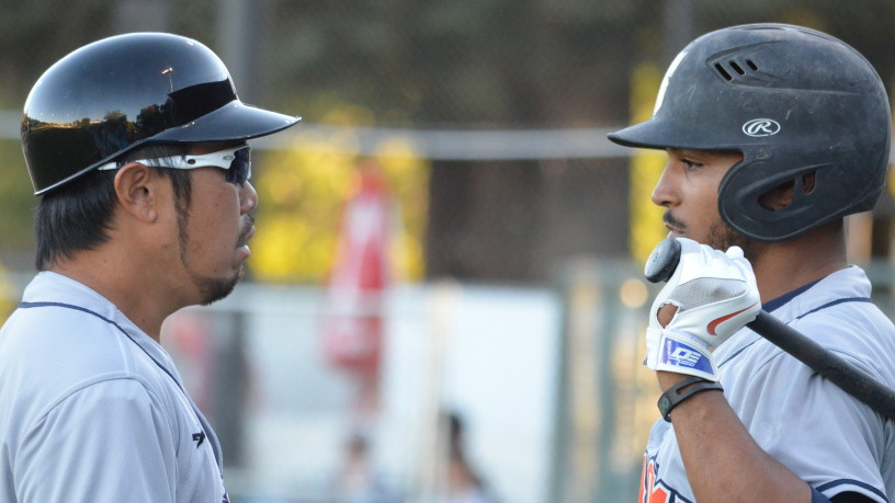 Takashi Miyoshi made all the right moves in Sonoma's 5-1 win on Wednesday night.   James Toy III/Sonoma Stompers