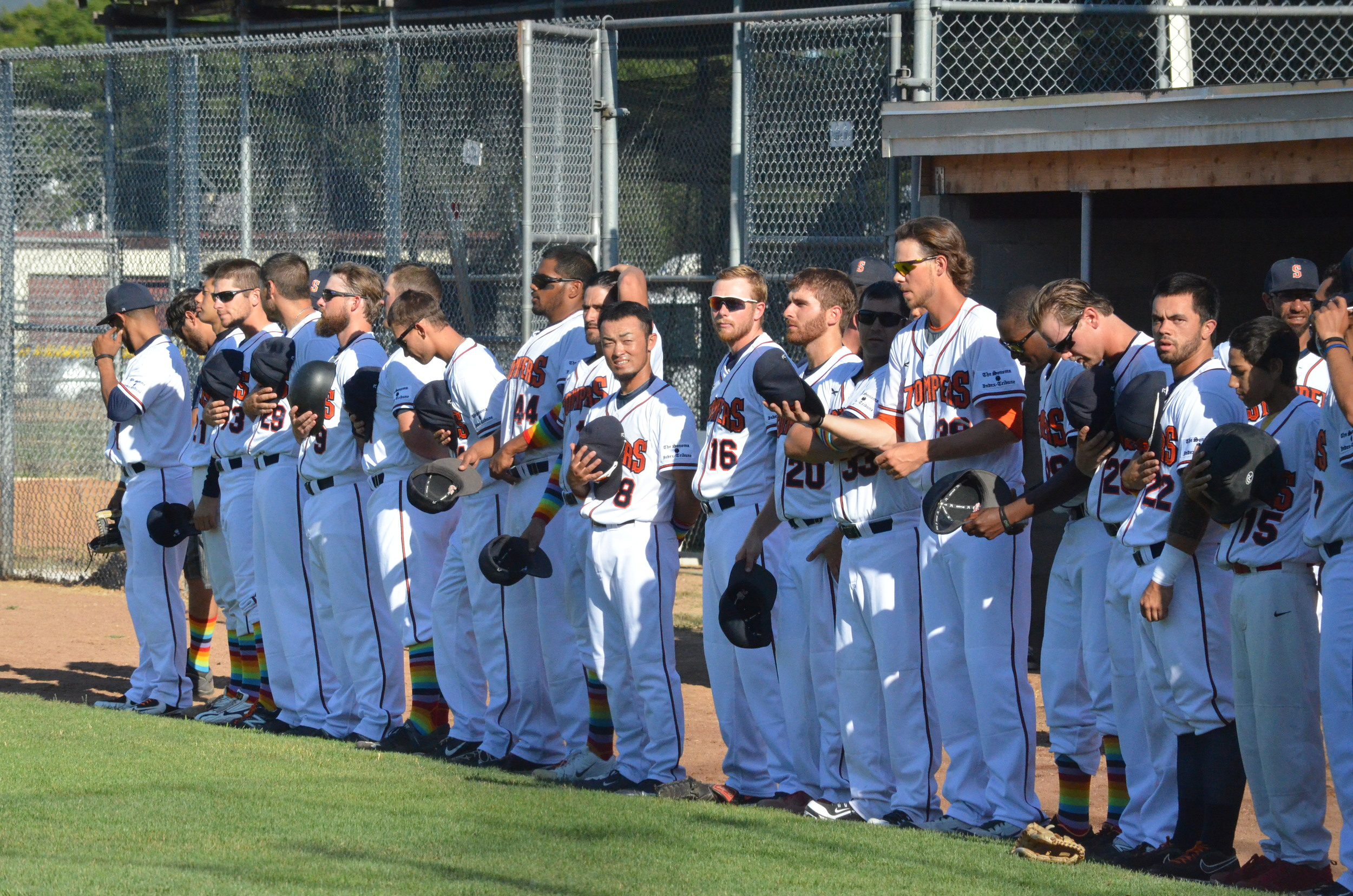 The Stompers will begin Spring Training for 2016 on Friday at Peterson Field in Sonoma.   Danielle Putonen/Sonoma Stompers