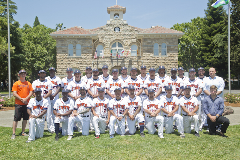 The 2016 Sonoma Stompers begin their season on the road at Vallejo tonight.   Rick Bolen/Sonoma Stompers