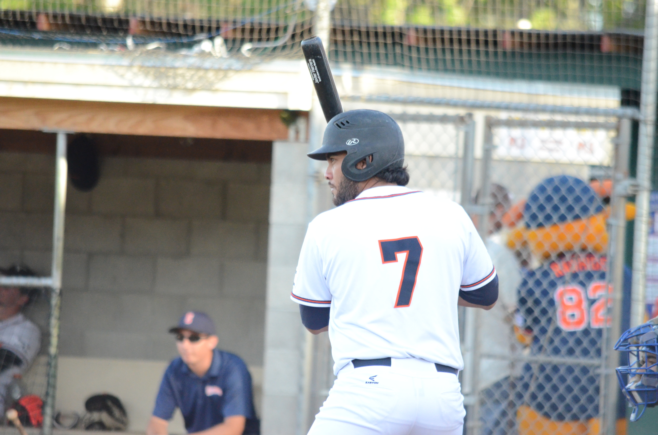Joel Carranza went 3 for 5 with two home runs and four RBIs on Sunday.   James Toy III/Sonoma Stompers