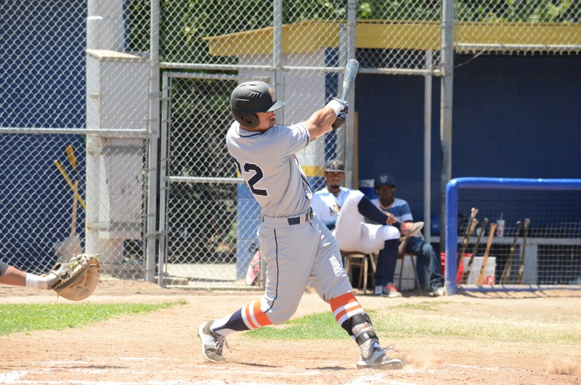 Mark Hurley swung the bat well out of the ninth spot in the order in the Stompers 5-4 loss to the Pacifics. Hurley finished 2 for 3 with an RBI.   James Toy III/Sonoma Stompers