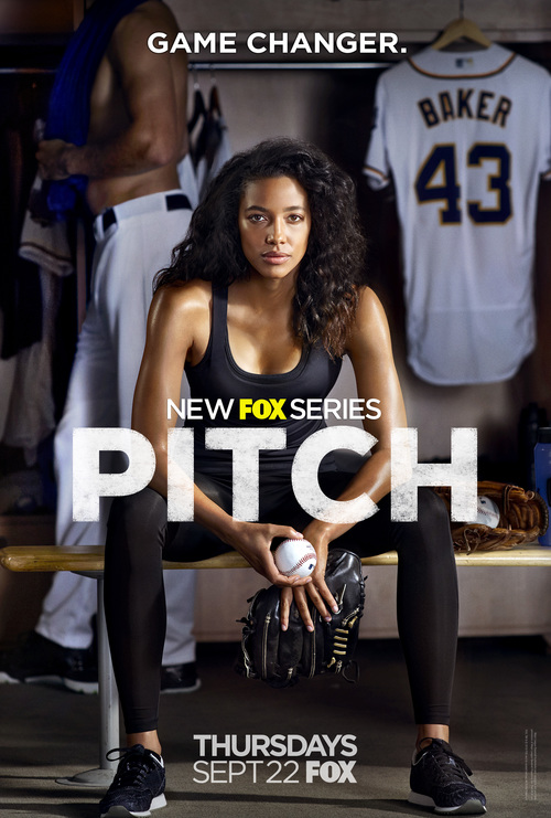 """""""Pitch Night At The Ballpark"""" will premiere the new FOX drama PITCH on August 13. Fans will be invited on to the field to view the episode after the game against the Pittsburg Diamonds."""