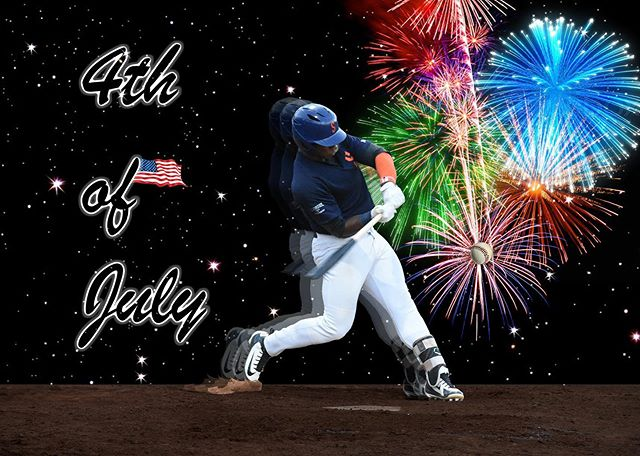 Happy 4th of July! Be sure to catch the fireworks tonight on the baseball field. Bring your own blankets. ⬇️⬇️⬇️⬇️⬇️⬇️ Comment below if you're going to the parade or game tonight!