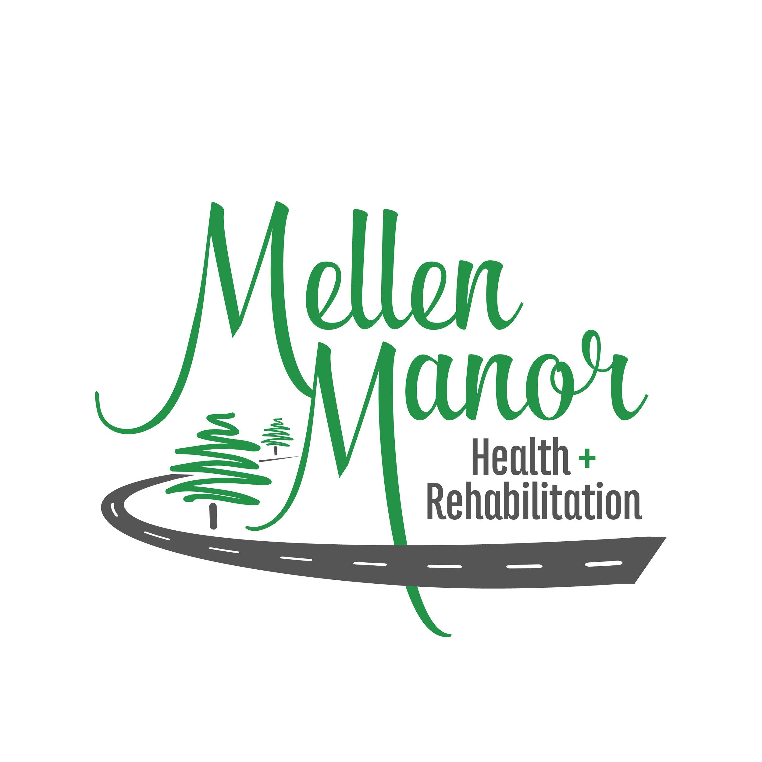 Logo Design Mellen Manor