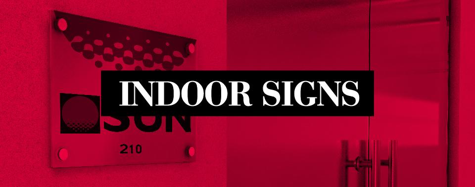 Indoor Signs Wausau