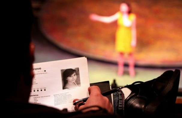 How to prep your Audition book  - By: Crystal McDaniel