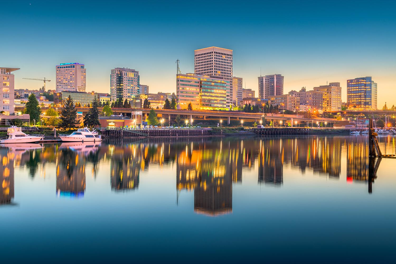 Located in Tacoma, WA
