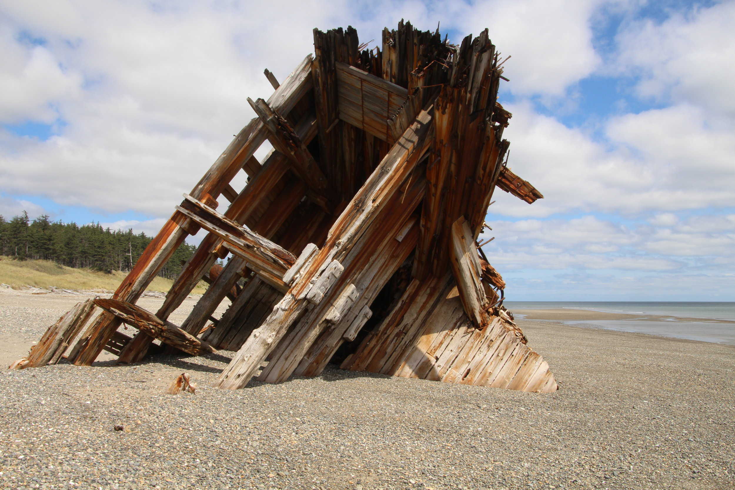 Haida Gwaii - Shipwreck - Photo by Ken Kellett.JPG