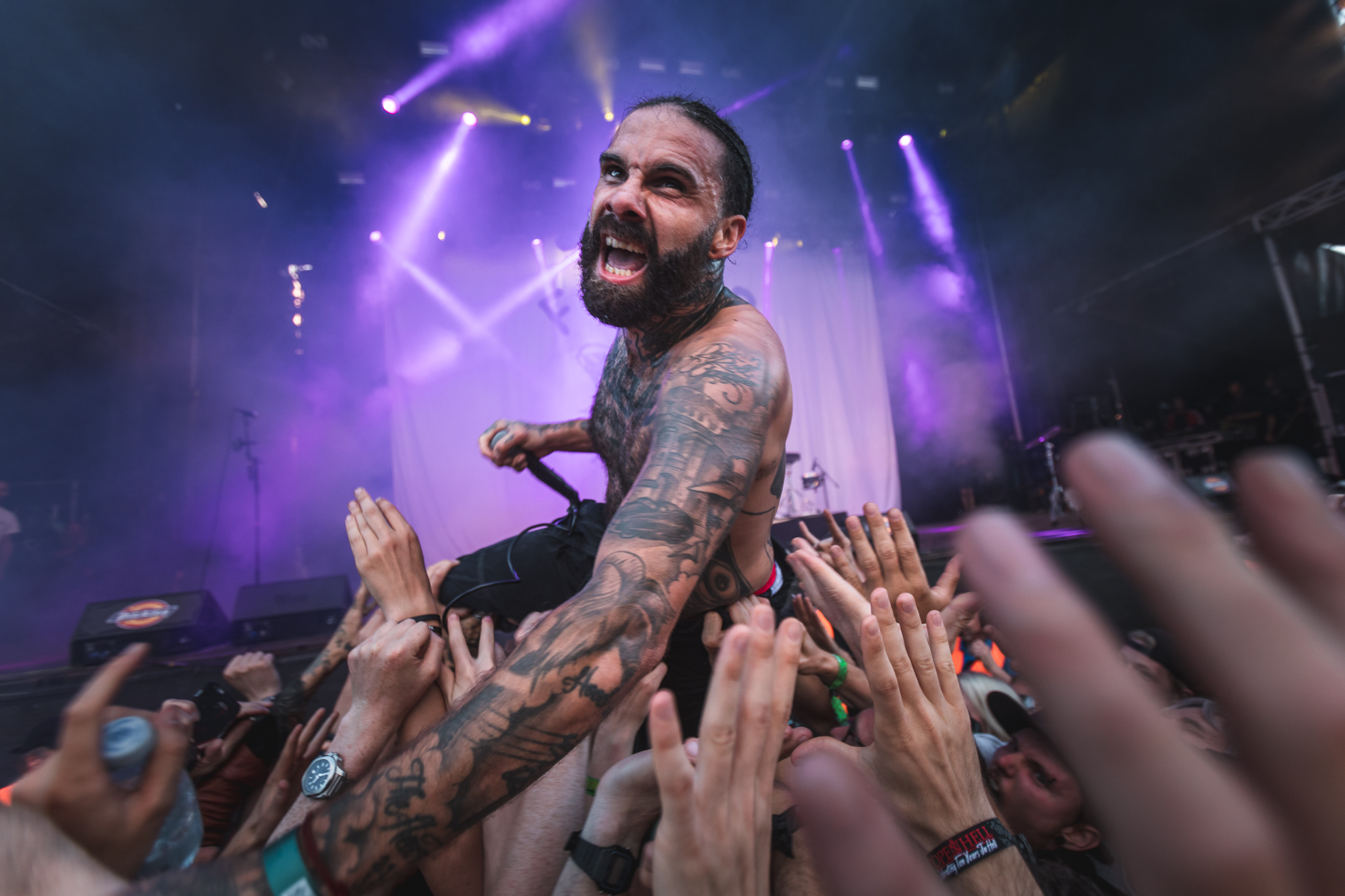 Fever 333 at Copenhell
