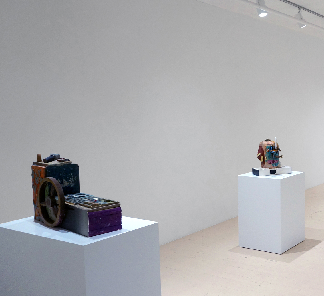 Decoys, installation view, Hugues Charbonneau Gallery, 2016