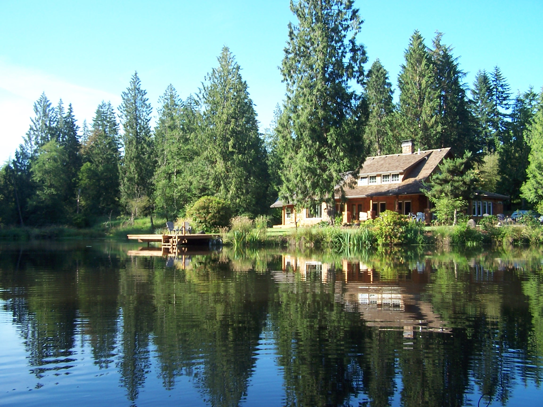 Retreat centers similar to  Hidden Lake Retreat Center , are optimal for gathering (unfortunately, Hidden Lake is not longer available.)