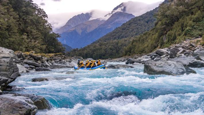 South Island Crossing - Hike your way across Broderick Pass and paddle the Landsborough River on this challenging 6 day journey on New Zealand's South Island. This one is not for the fainthearted!See Details