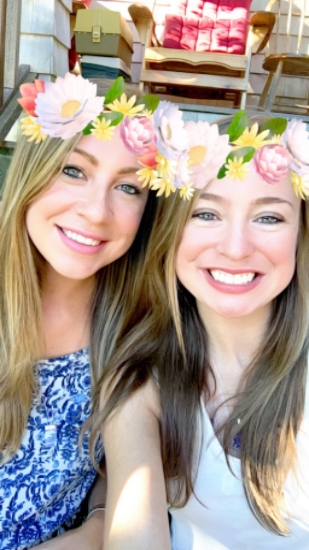 Flower crowns and cheese town