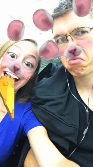 Airplane mice!!!