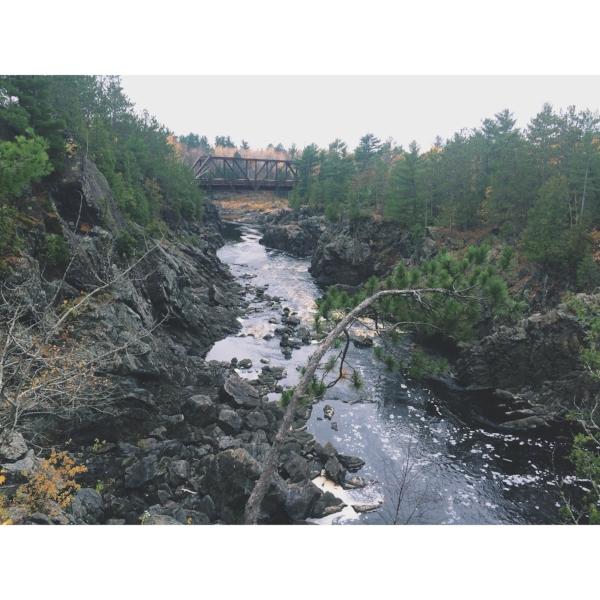 Jay Crooke State Park Falls