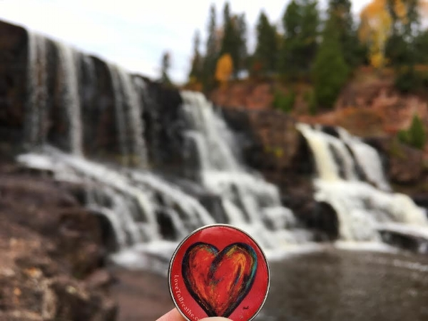 Love to breathe tokens, these tokens are to spread CF awareness and love.