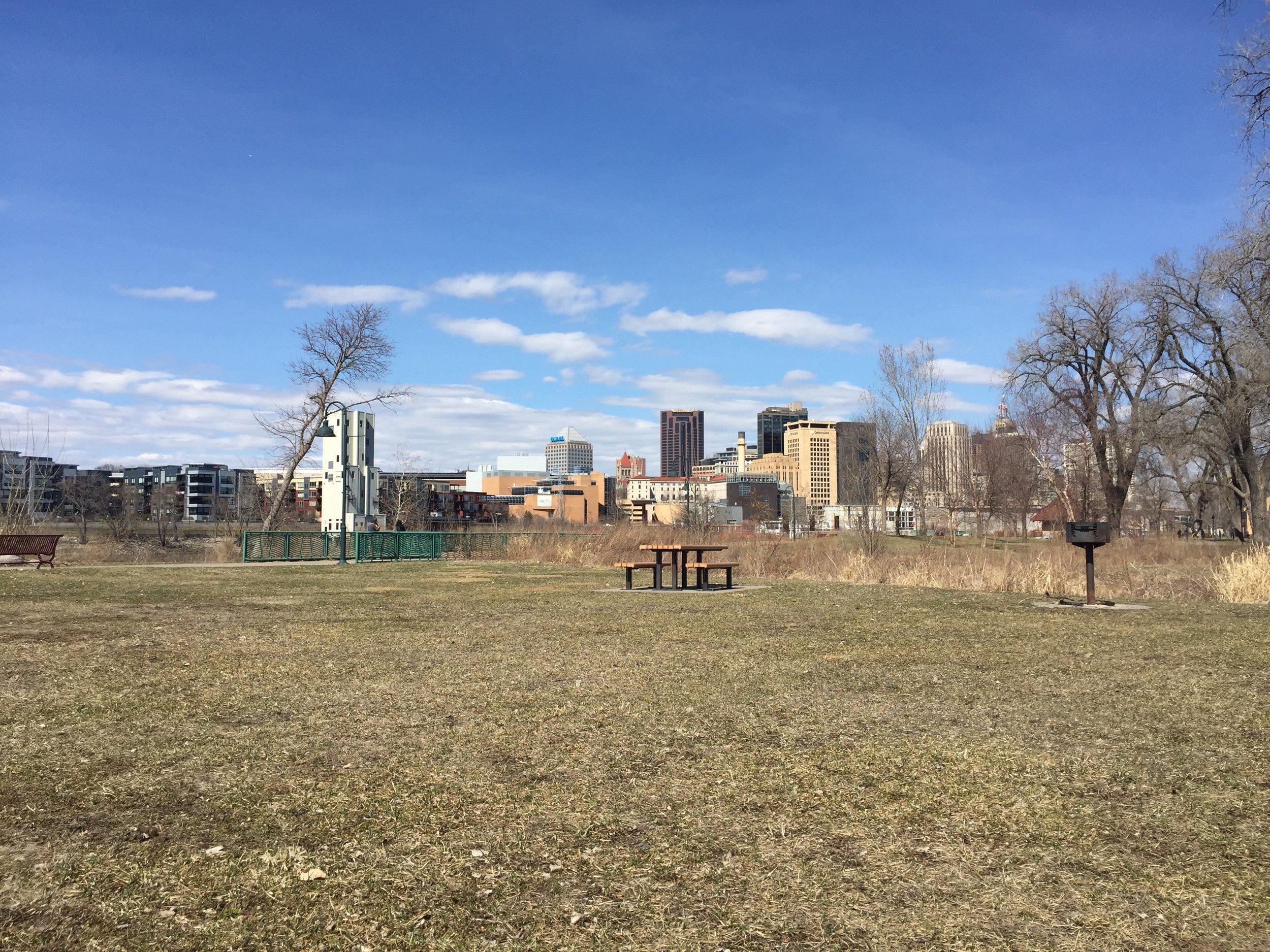 picnic views