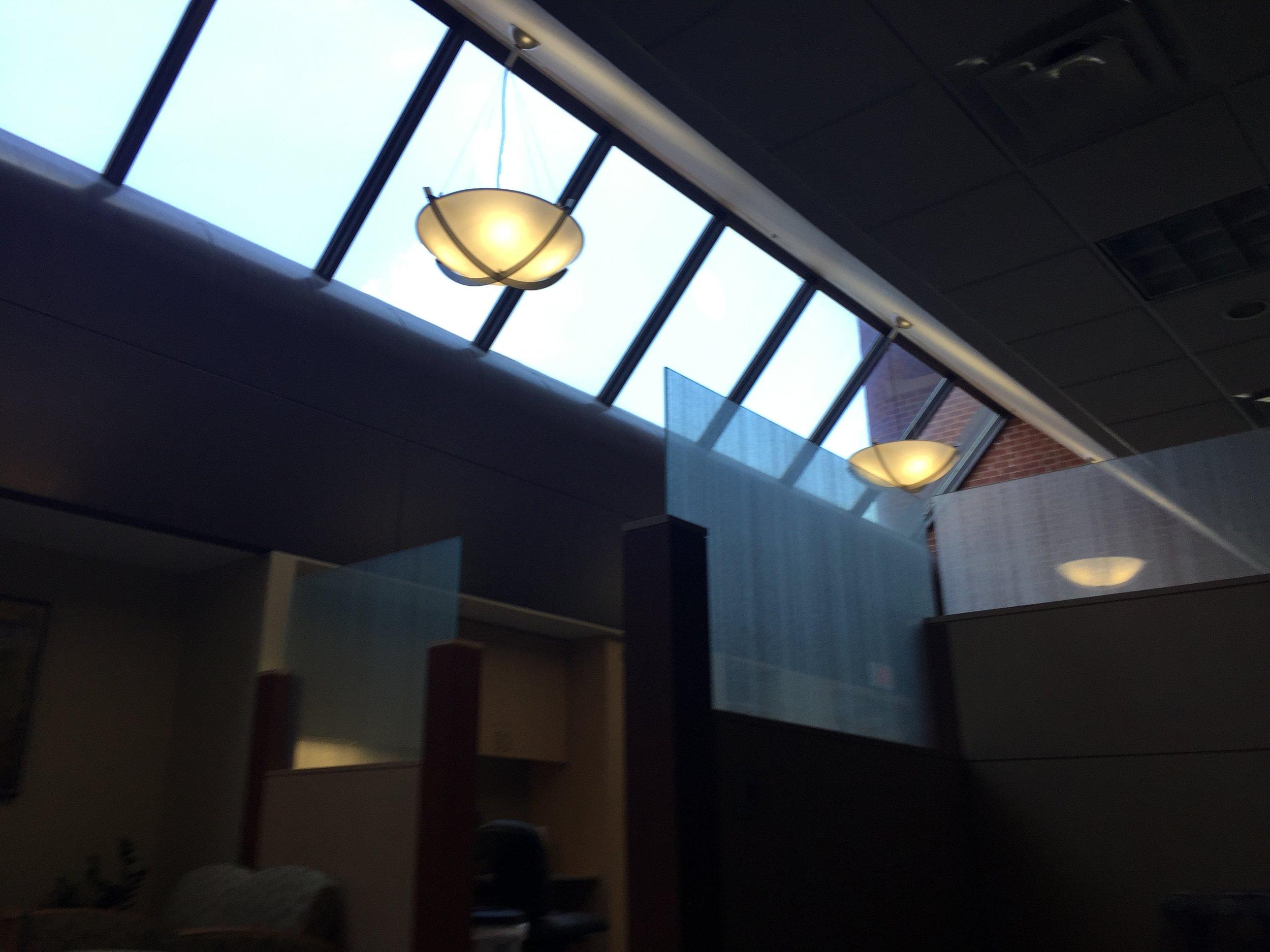 waiting room views