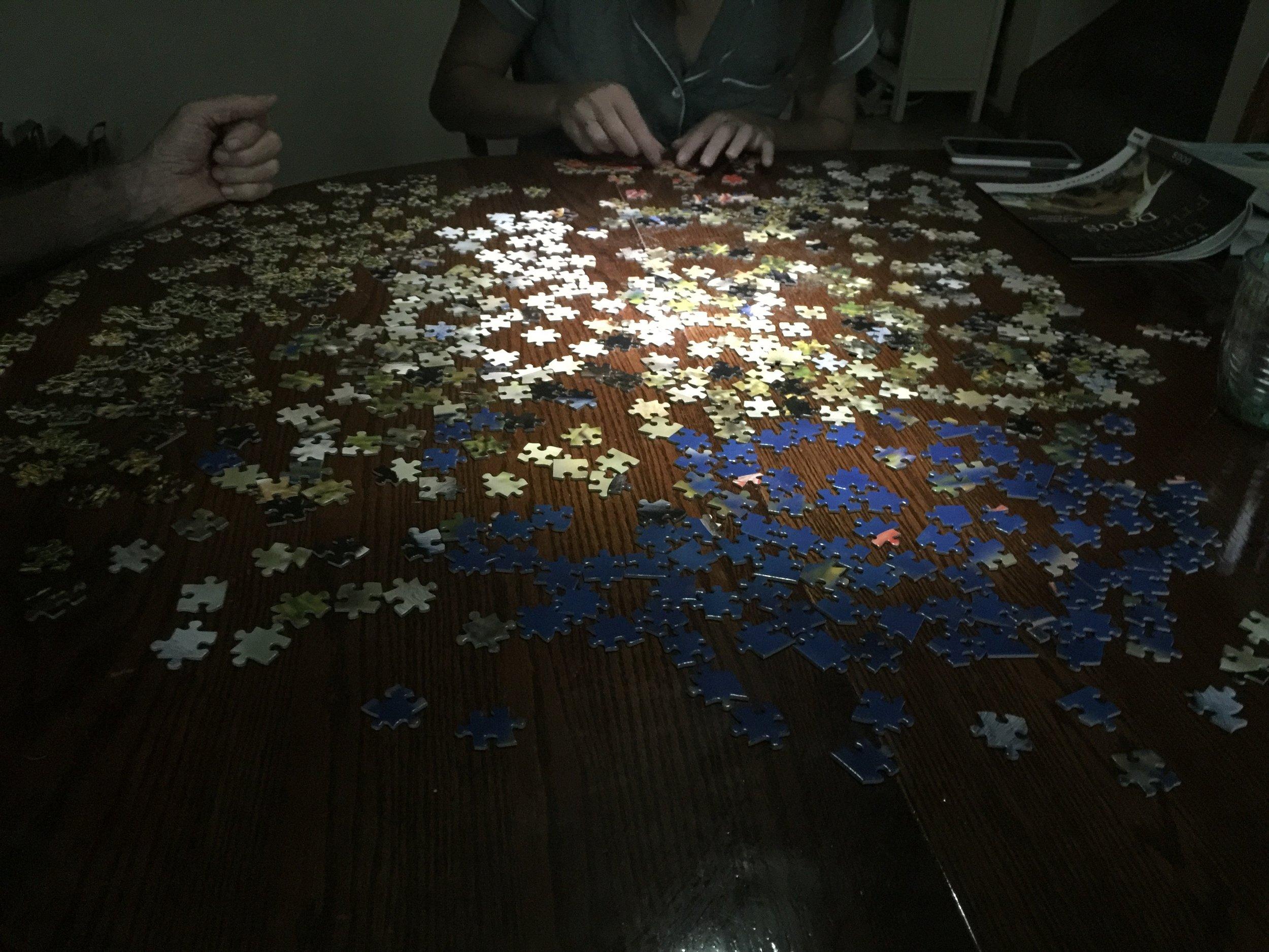 Stupid puzzles