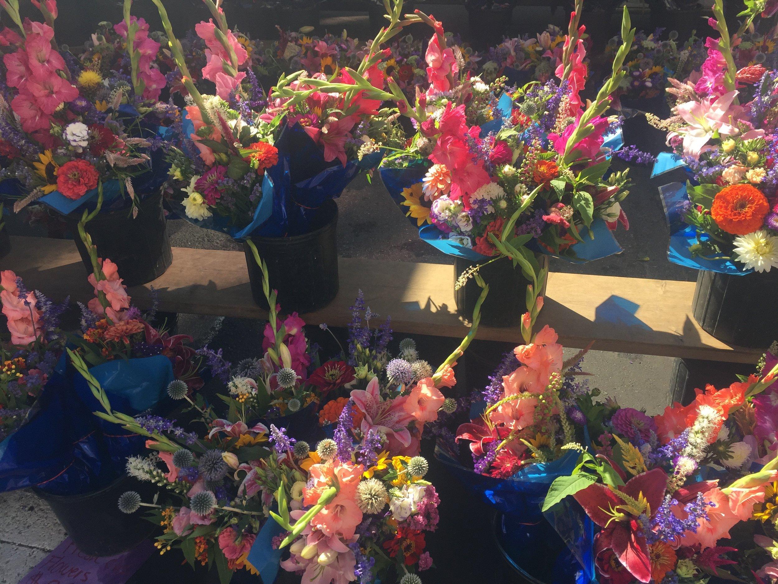 Amazing flower arrangments