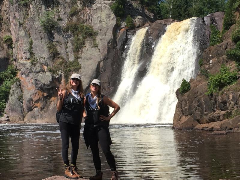 High Falls at Tettegouche