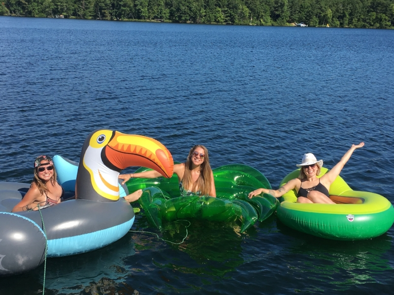Float squad