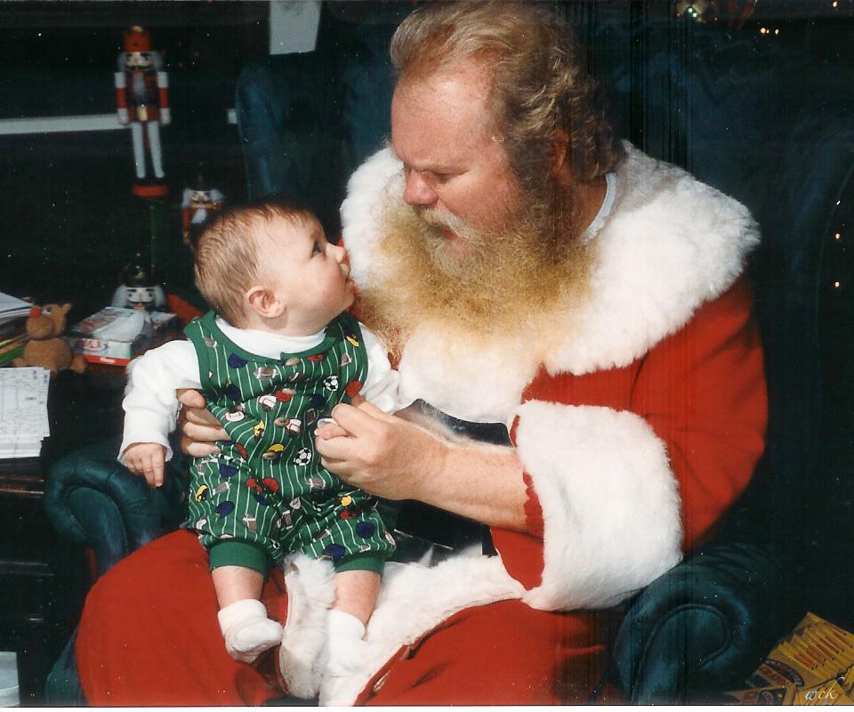 Hi Santa!