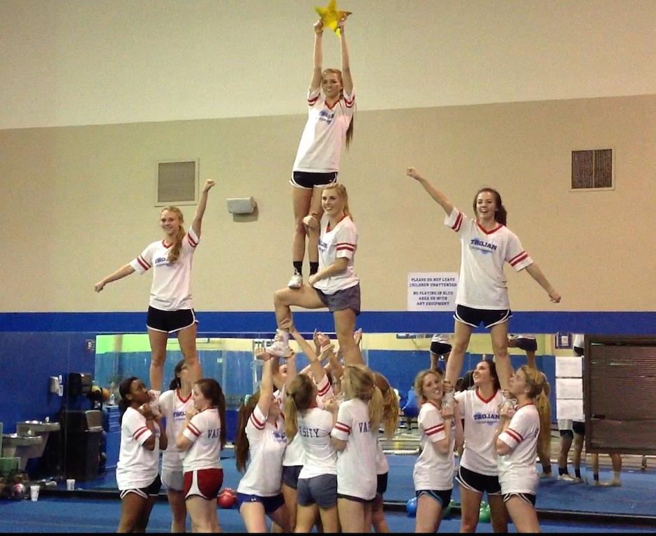 Coaching Cheer