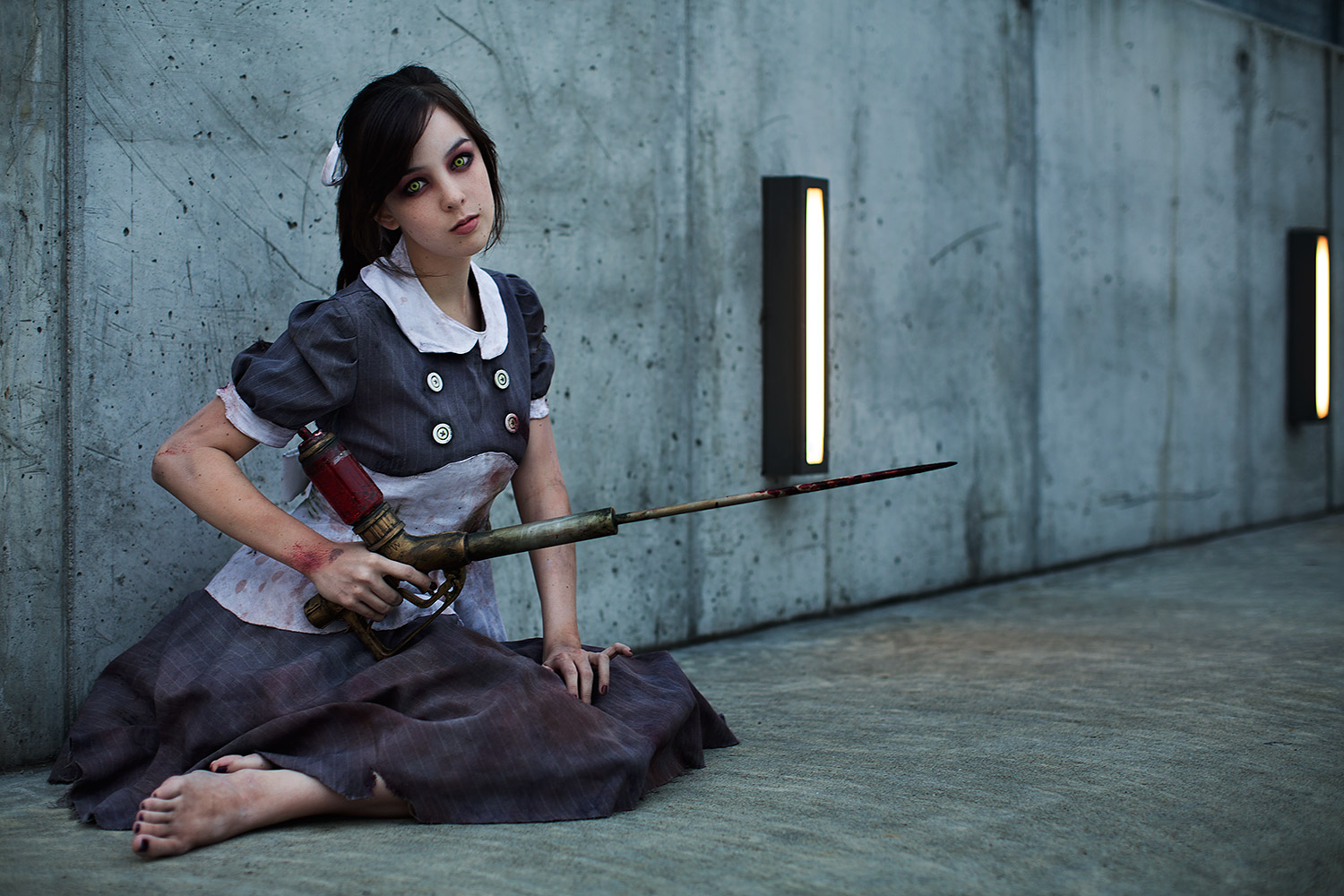 "Little Sister, ""Bioshock"""