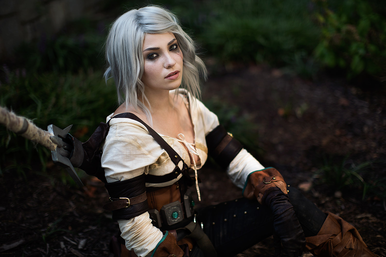 "Ciri, ""The Witcher 3"""
