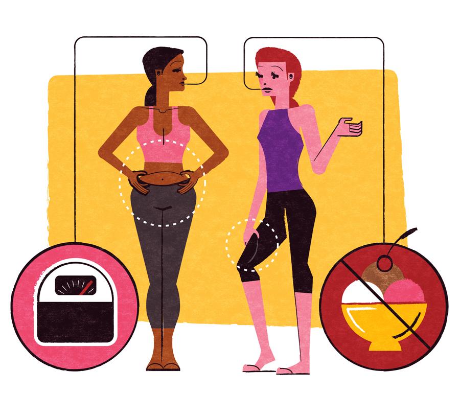 YouBeauty Fat Talk Quiz