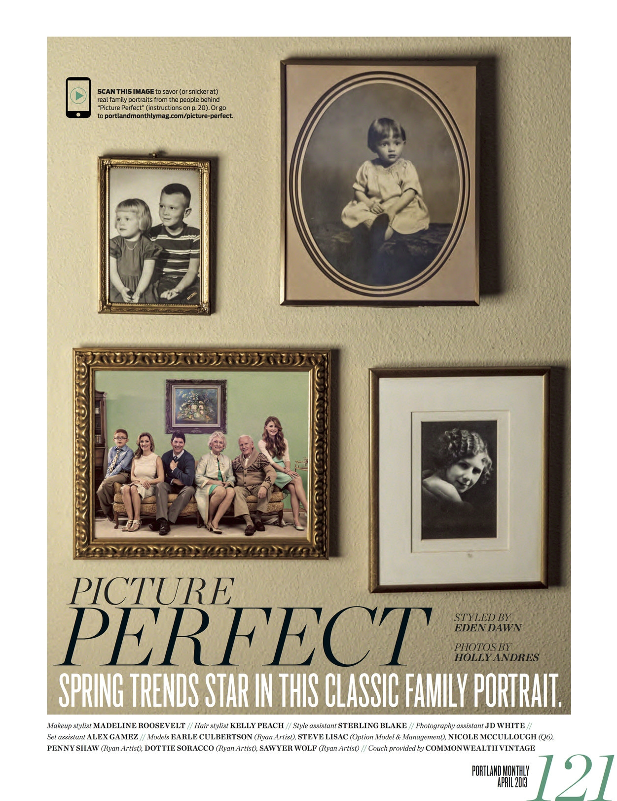 Portland Monthly   Picture Perfect