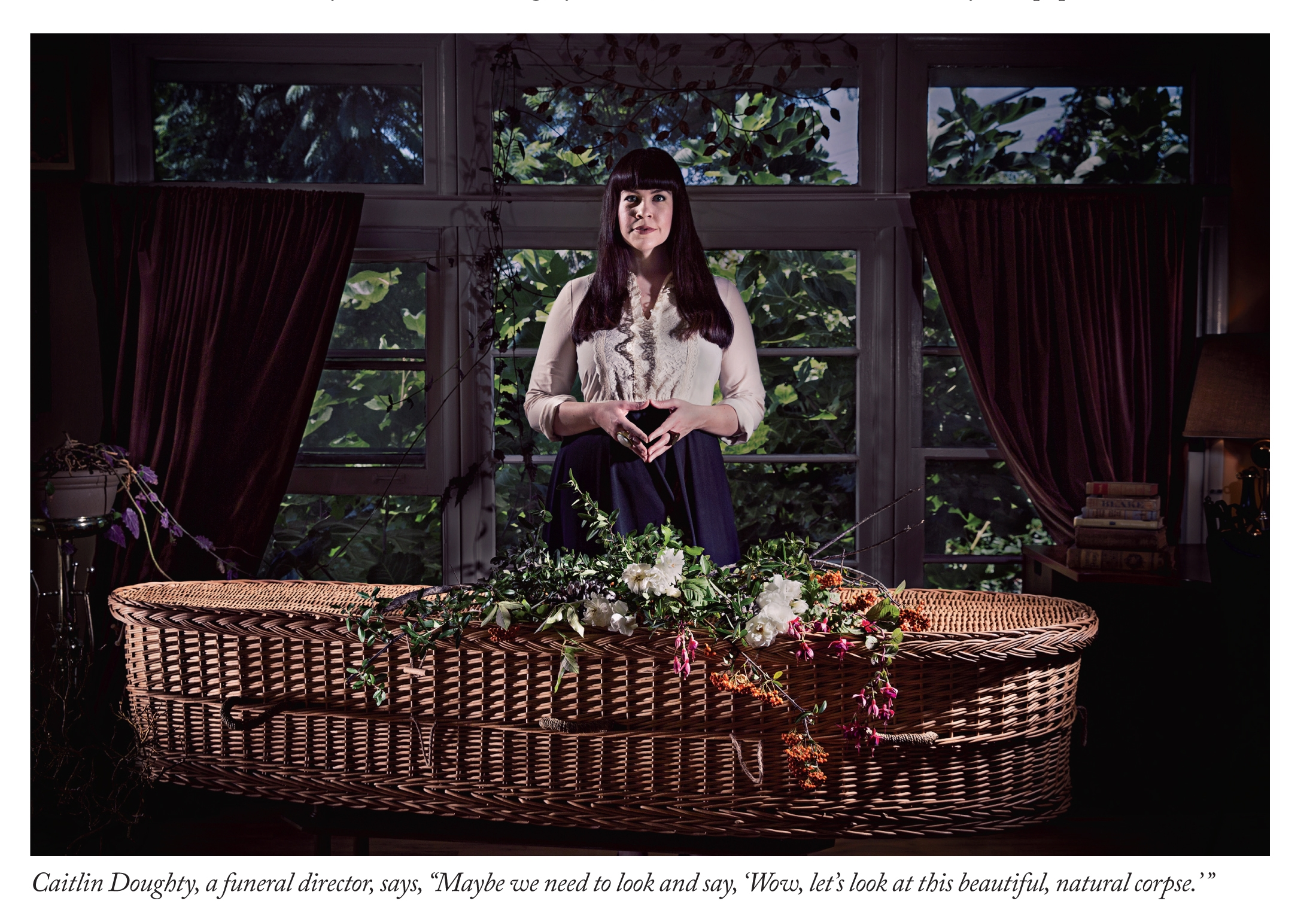 The New Yorker   Caitlin Doughty