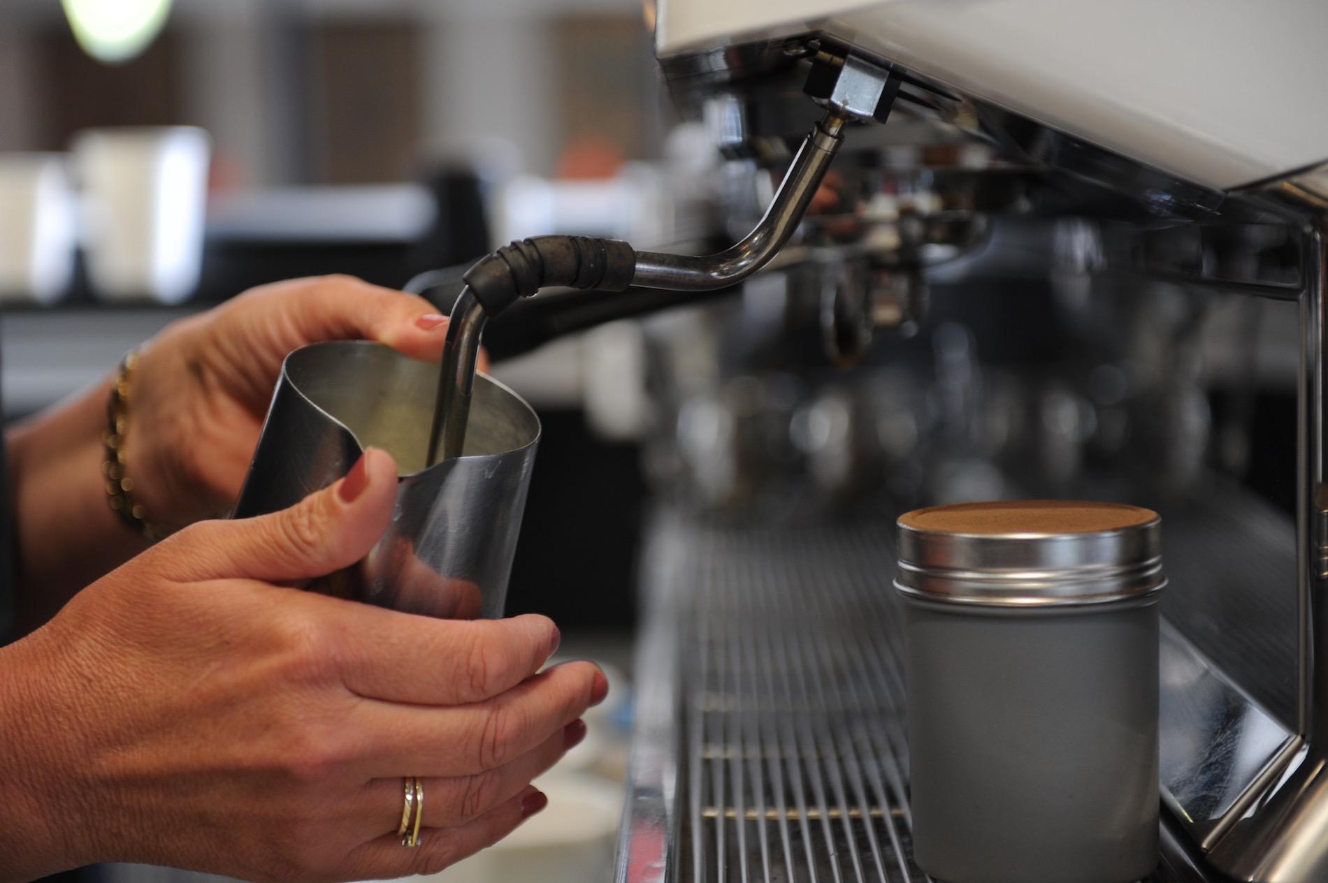 Coffee in Launceston