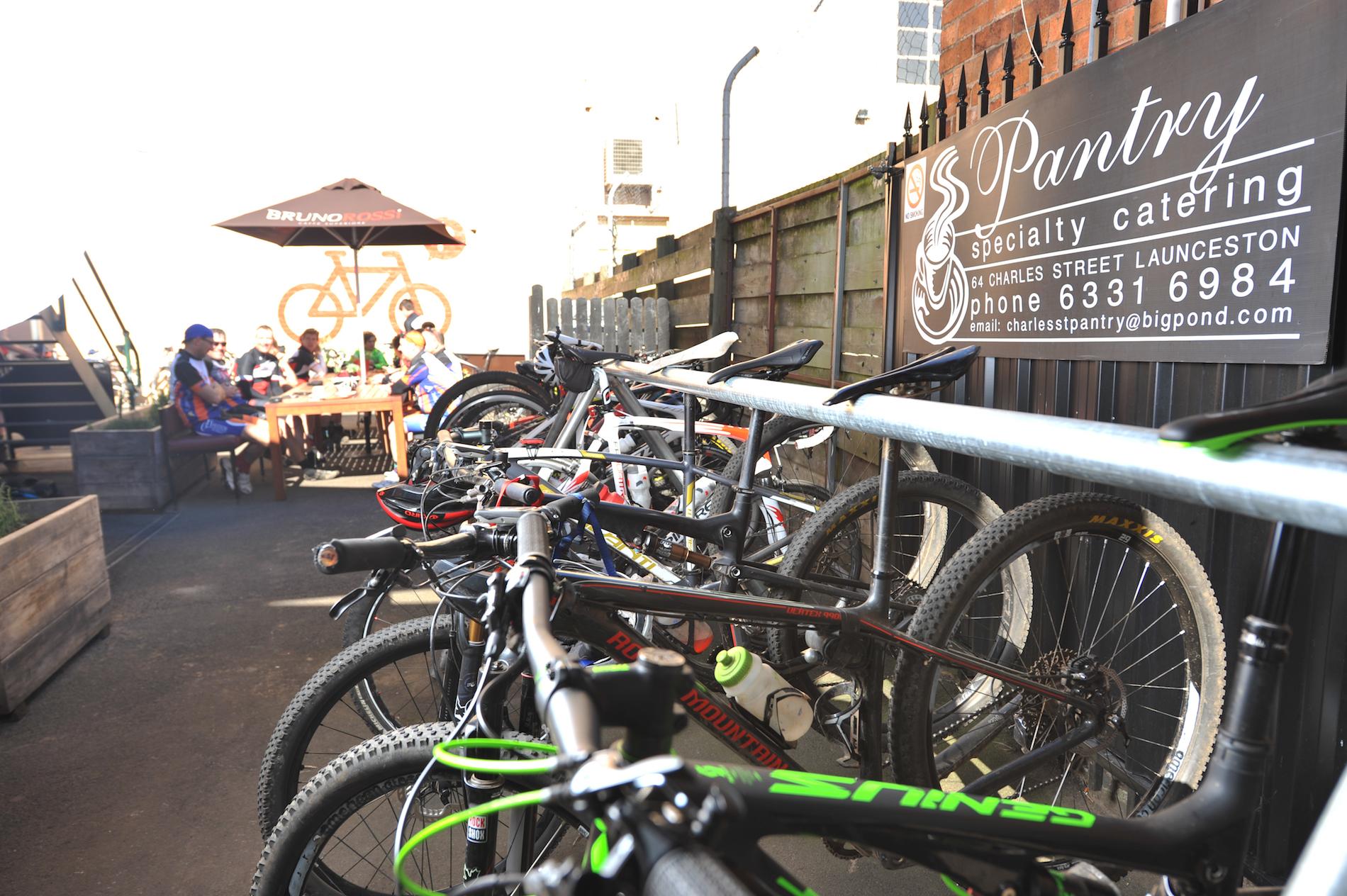 Bike Friendly Cafe