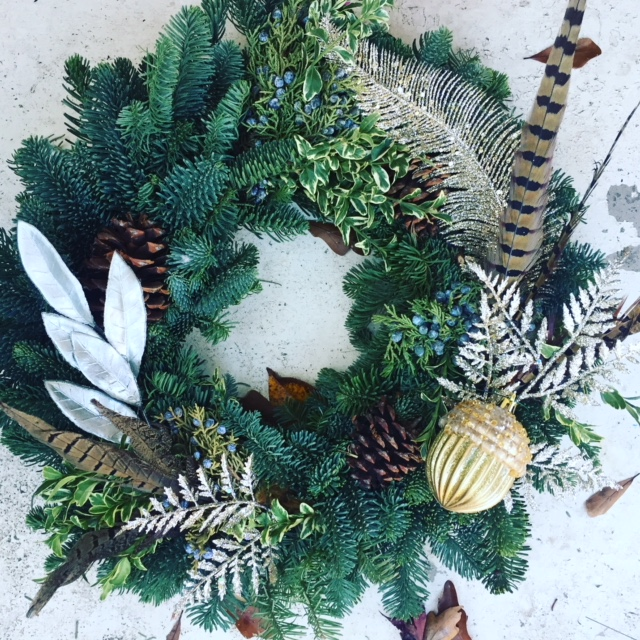 Wreaths& Merriment - December 4th 7pm