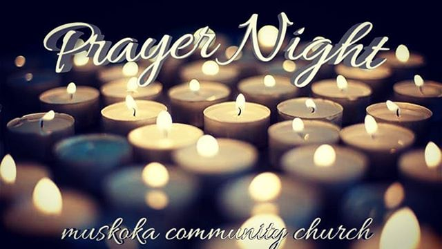 Join us Thanksgiving Monday, October 14th from 6:30 to 7:30pm in the MCC worship to focus on being in God's presence together in silent prayer and meditation with quiet background music.  #muskokacommunitychurch