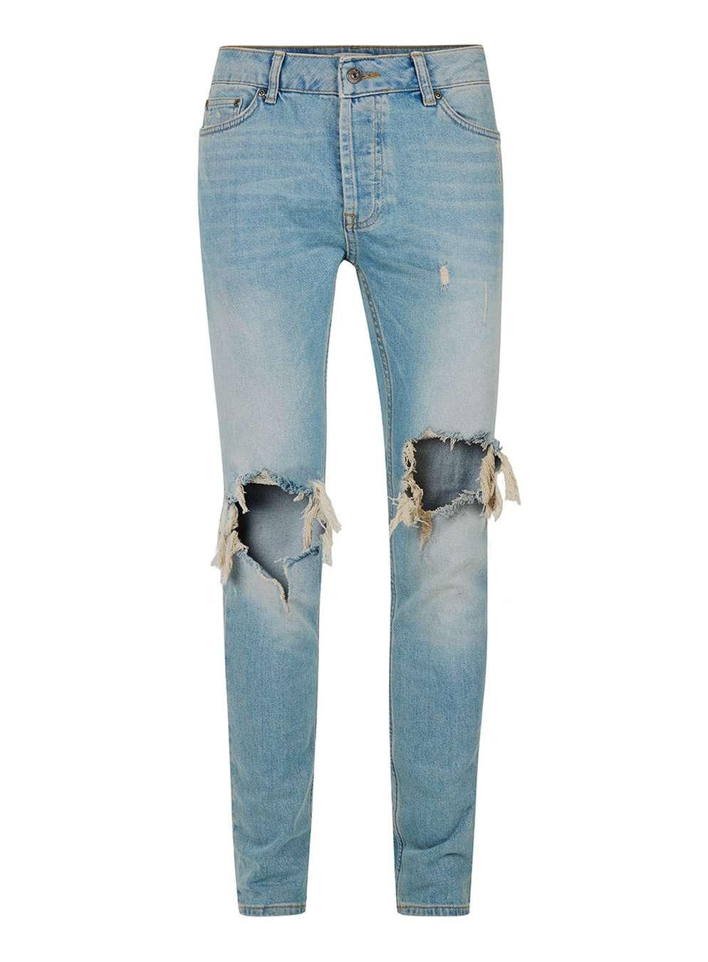 Topman ripped jeans