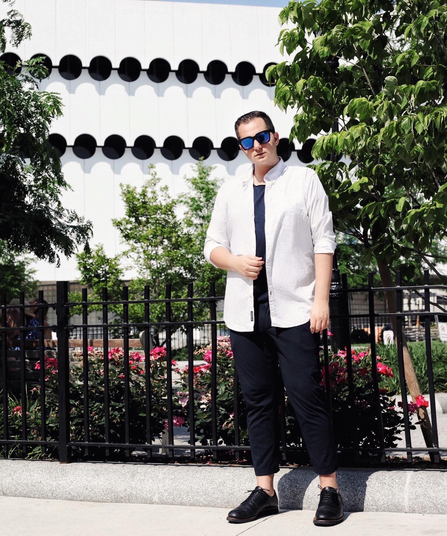 black pants 3