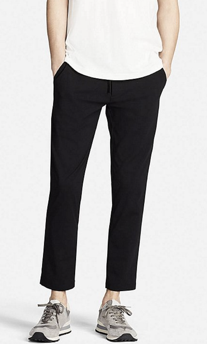 UNIQLO MEN ULTRA STRETCH DRY EX PANTS
