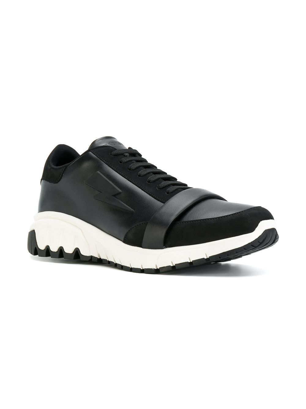 NEIL BARRETT  runner sneakers