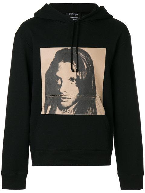 CALVIN KLEIN 205W39NYC x Andy Warhol Foundation Sandra Brant hoodie