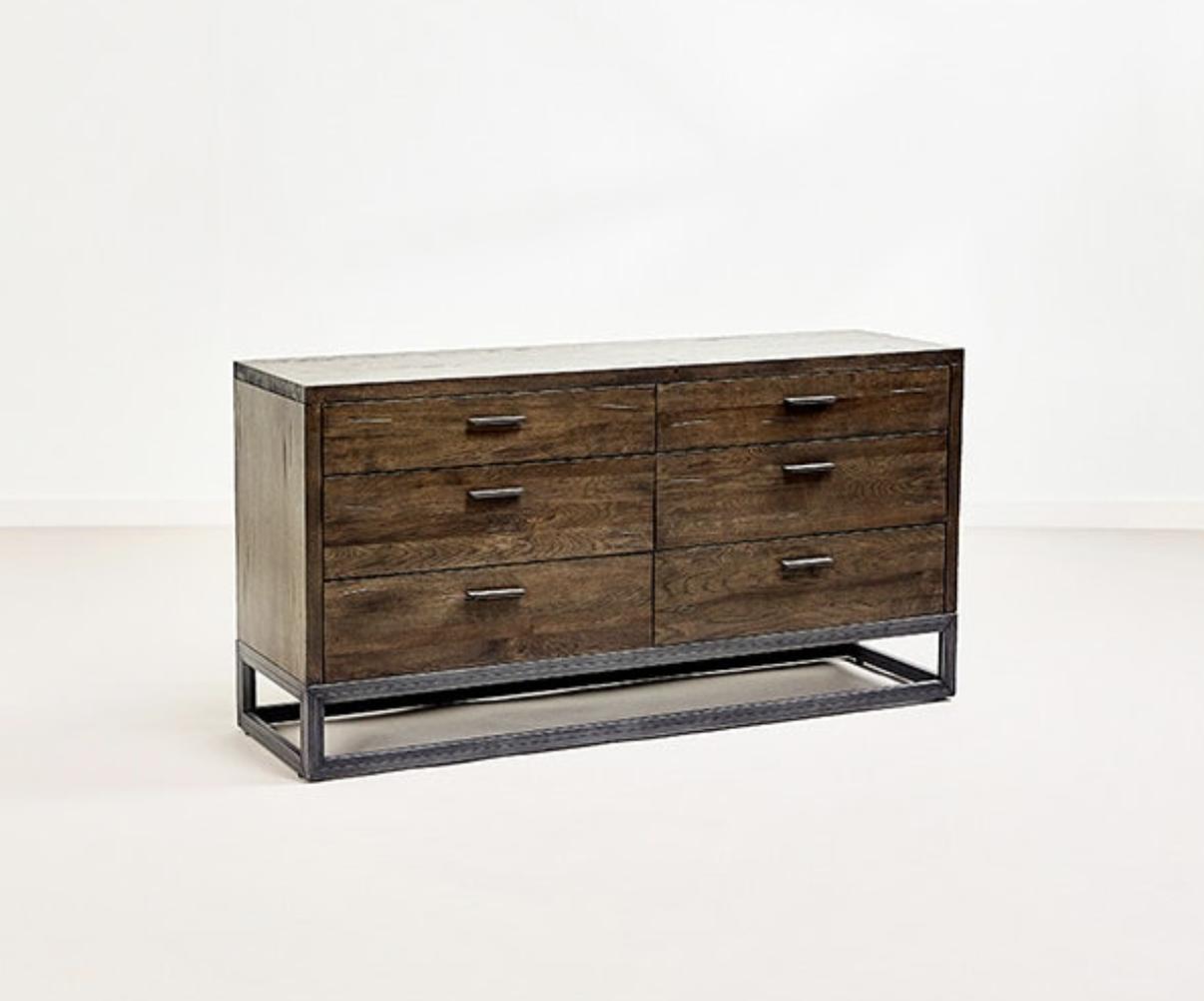 FEATHER Parula 6-Drawer Dresser