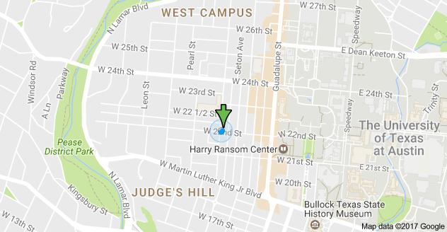 612 West 22nd Street, Unit B, Austin, Texas, 78705