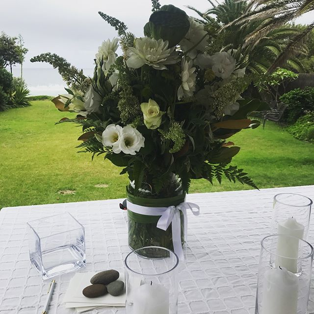 Said farewell at a beautiful family memorial service this week. His family created a space looking out at the beach from which they could say goodbyes and express their love and gratitude. My gratitude is for their trust in me, I will never take this for granted. #sydneycelebrant #funeralcelebrant #memorial #jannesverdloffcelebrant #celebratelife